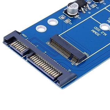 Amazon.com: M2 NGFF SSD SATA3 SSDs turn sata adapter ...