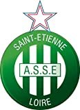 Stickersnews - Sticker autocollant AS Saint-Etienne ASSE Hauteur - Hauteur 80cm