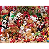 "Springbok ""Holiday Playtime"" Jigsaw Puzzle (500-Piece)"
