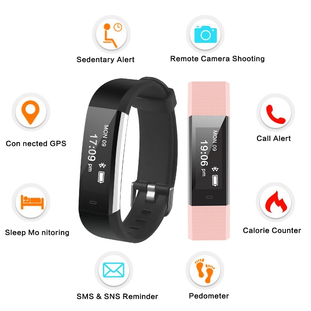 Damusy Fitness Tracker
