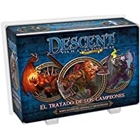 Fantasy Flight Games - Descent: El tratado