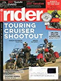 Eastern King Vs King Rider September 2016 Magazine Motorcycling At It's Best TOURING CRUISER SHOOTOUT HARLEY-DAVIDSON ROAD KING
