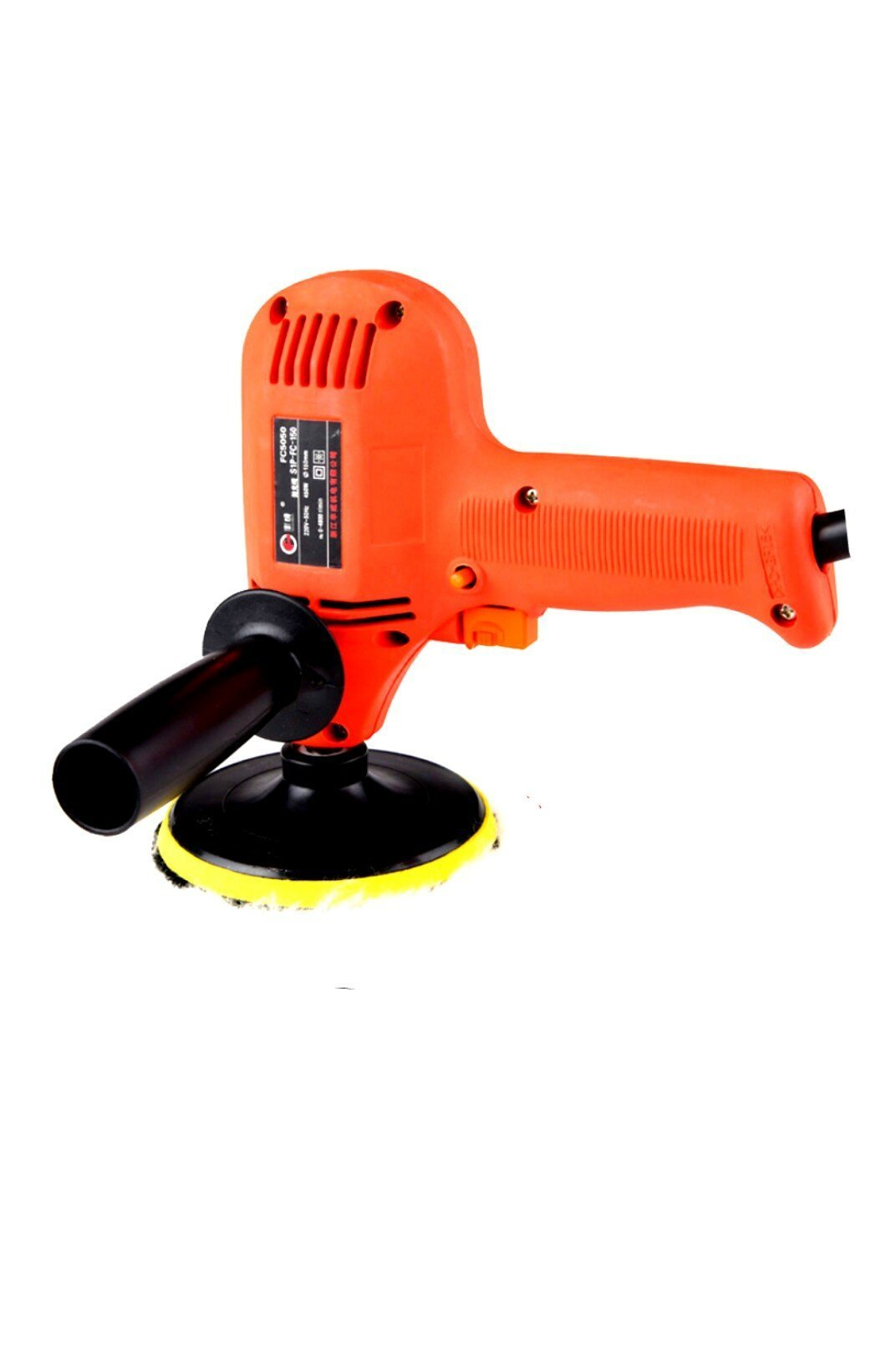 HEAVY DUTY VERTICAL CAR/ BIKE POLISHER FOR HOME & PROFESSIONAL USE.