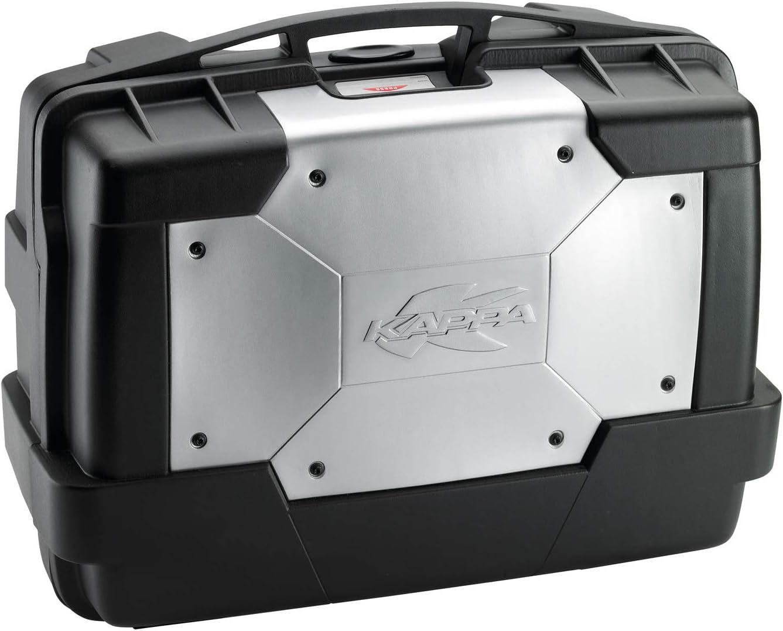Givi KGR33 Garda, 33 litros de Volumen, Utilizable como Baúl Lateral, 10 Kg de Carga