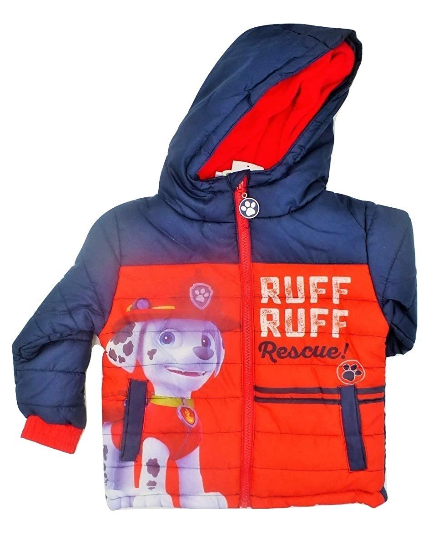Nickelodeon Paw Patrol Boys Ruff Ruff Winter Jacket