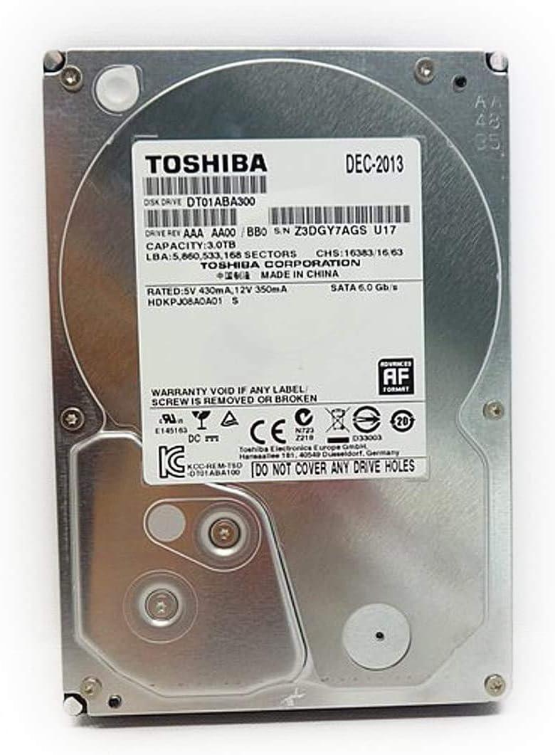 Toshiba 3 5 Sata Hard Drive Hdd Retail Kit Interne Computer Zubehör