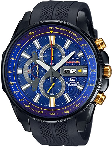 Casio Edifice Infiniti Red Bull Racing Limited Edition EFR-549RBP-2AJR