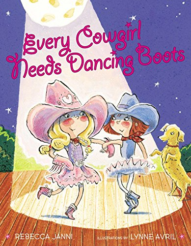 Every Cowgirl Needs Dancing Boots (Boot Gift)