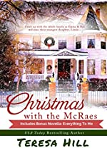 Christmas with the McRaes (Books 1-3): Small-town, second-chance holiday romances (The McRaes Series Book 6)