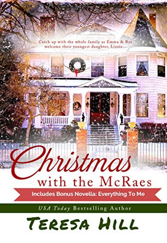 Christmas with the McRaes (Books 1-3): A small-town, second-chance holiday romance (The McRaes Series)