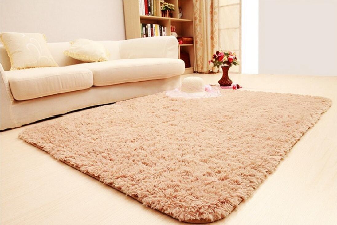 ACTCUT Super Soft Solid Carpet/Floor Rug/Living