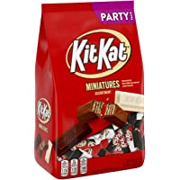 Kit Kat Dark Milk & White Creme Miniatures Assortment Chocolate Candy