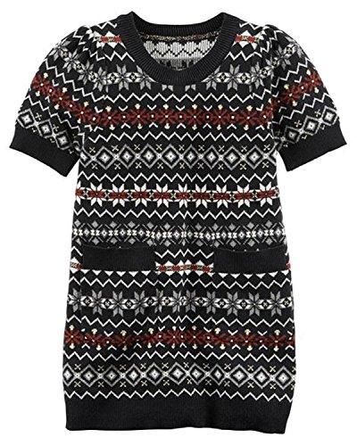 Girls Little Sweater Sparkle Fair 5t Dress Carter's Isle d5wPX5q