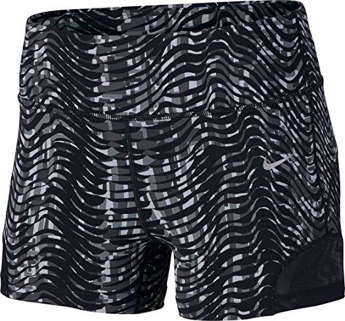 Nike Women's Sidewinder Epic Lux Boyshorts (819675-010) S