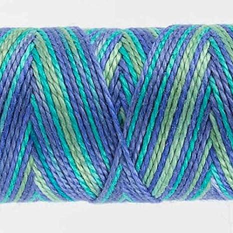 Sue Spargo Eleganza #8 Perle 70yd Spools Polished Cotton for Embroidery Color Set #17 Flourish