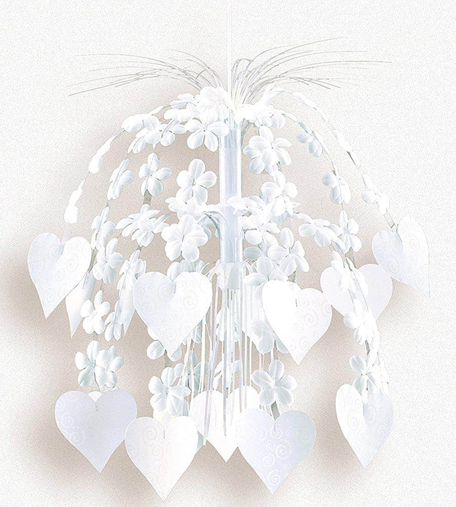 Wundersch/öne Deko f/ür Ihre Hochzeit Amscan Dekorations Artikel f/ür Hochzeit