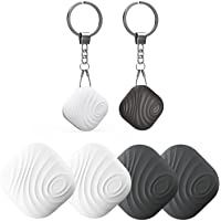 Nutale Key Finder, Bluetooth Tracker Item Locator met sleutelhanger voor sleutels huisdier portefeuilles of rugzakken en…
