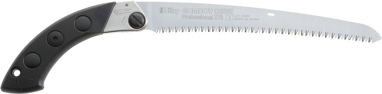 mit gebogener Klinge Silky japanische Klappsäge Gomboy Curve 300mm grob