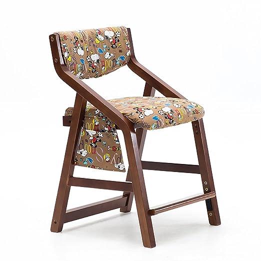 LCPG La silla de madera maciza, la silla de escritorio para ...