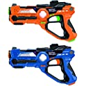2-Pack Toyard Laser Tag-Laser X Toy Gun Set