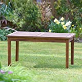 Plant Theatre Hardwood Garden Sofa Table - Superb Quality