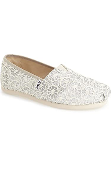 26f70f92f28 Toms Women s Canvas Classic Slip-on Shoes