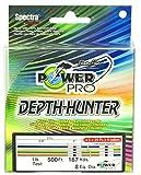 PowerPro Depth Hunter Multi-Colored Braid - 167yds. - 50lb.