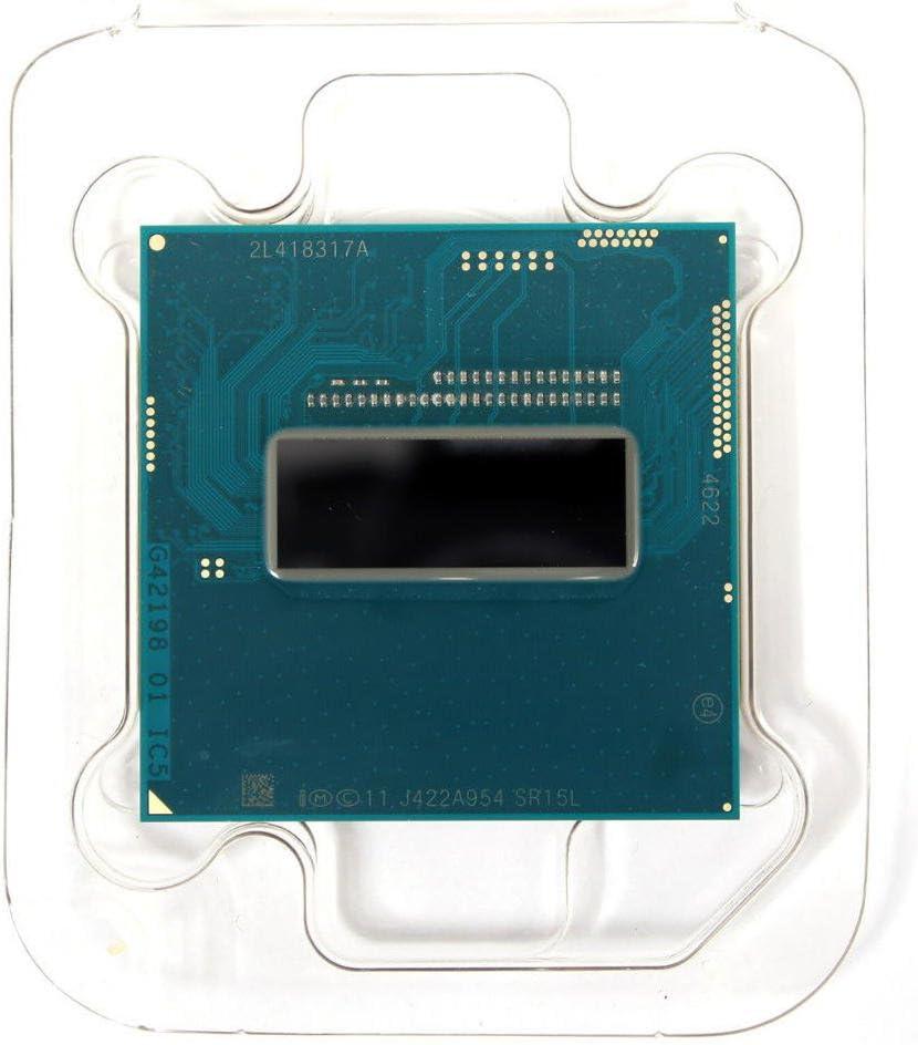 Intel Core I7 4800 Mq Quad Core 2 7 Ghz Bis Zu 3 7 6 Mb Haswell Cpu Sr15l Sockel G3 Computer Zubehör