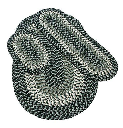 Better Trends / Pan Overseas Alpine 3 Piece Rug Set, 36