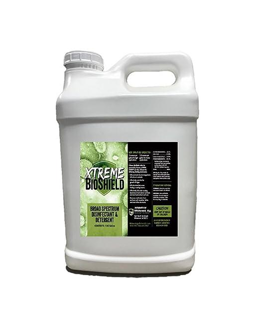 Amazon.com: Xtreme bioshield Amplio Espectro desinfectante y ...