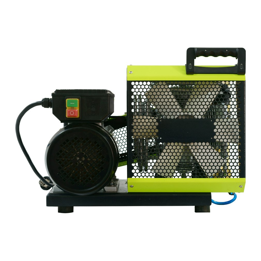 DAVV 230v 60Hz Electric Air Compressor 300bar High Pressure Air System for Scuba SCBA PCP Paintball Tanks Filling, SCB100 D Machinery