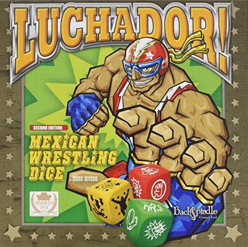 Luchador Game Board Game