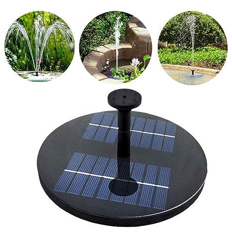 Yzpyd 1 6 W Pompa Dell Acqua Solare Con Led Luci Irrigazione
