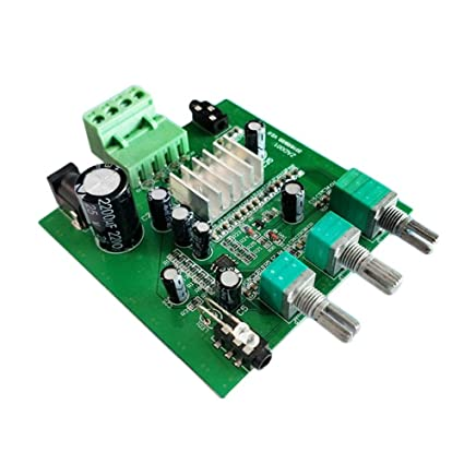 AOSHIKE TPA3110D2 Stereo Audio Amplifier Board 15W+15W Dual Channel Digital Amplificador With NE5532 Treble