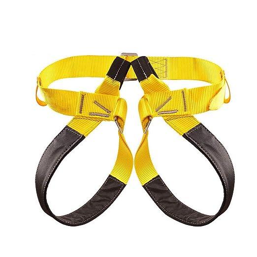 Arnés de Escalada, Cinturón de Seguridad de Medio Cuerpo, para ...