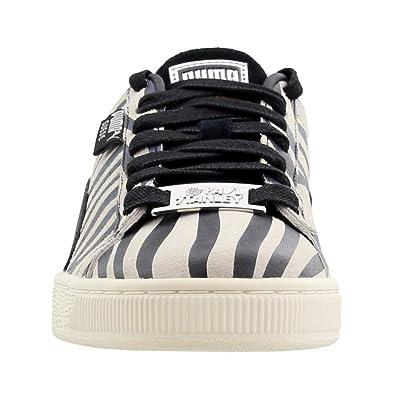 promo code 7b5ad 4e58c PUMA Mens Suede Classic X Paul Stanley Casual Sneakers,