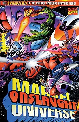 Onslaught Single (Onslaught: Marvel Universe (1996))