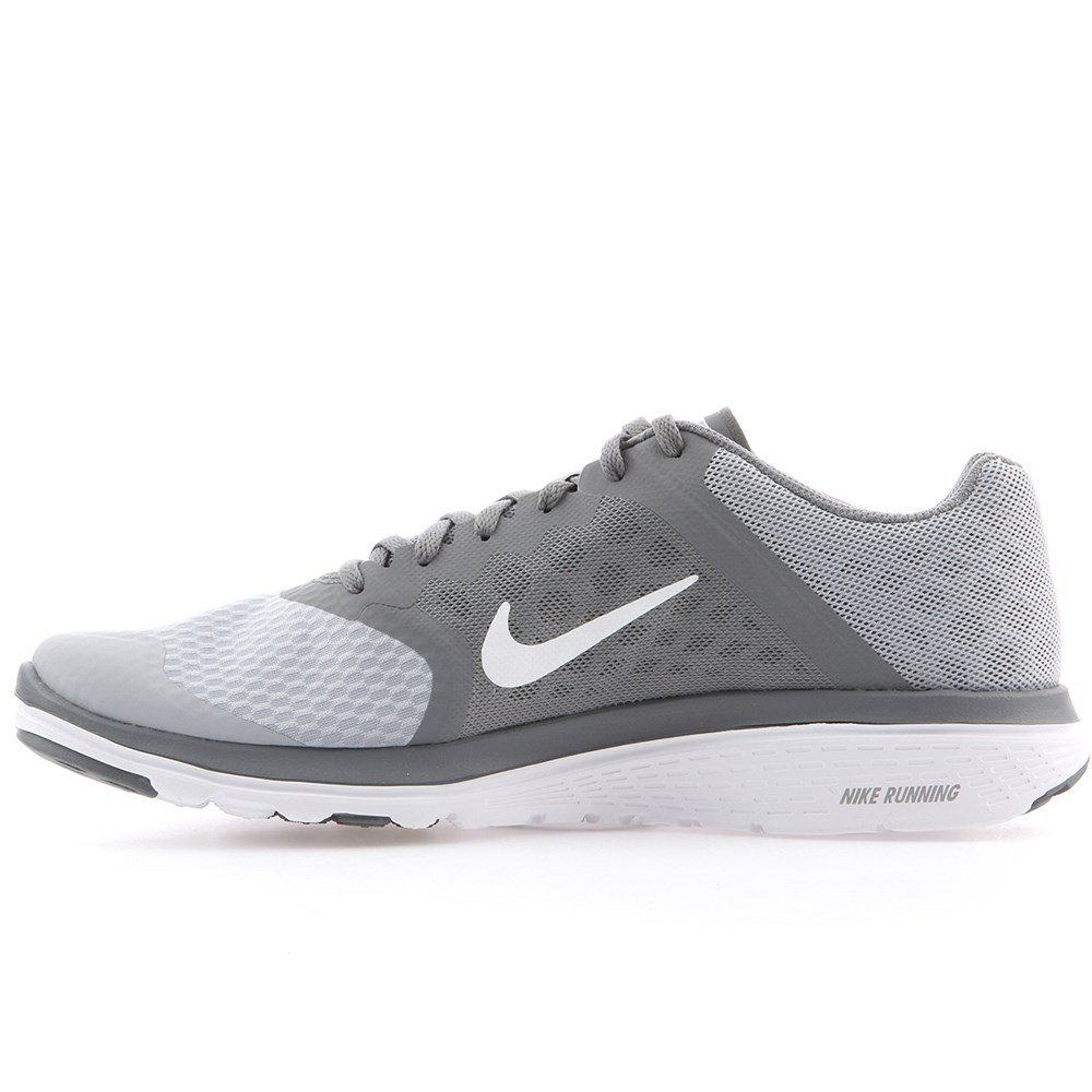 official photos 4aedd 434b0 Galleon - Nike Mens FS Lite Run 3 Wolf Grey/White Cool Grey ...