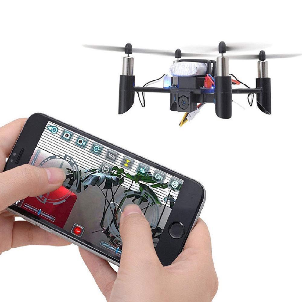 ZMM Antena de Control Remoto Drone Asamblea Aviones de Altura Fija ...
