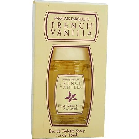 Dana Eau de Toilette Spray for Women, French Vanilla, 1.5 Ounce