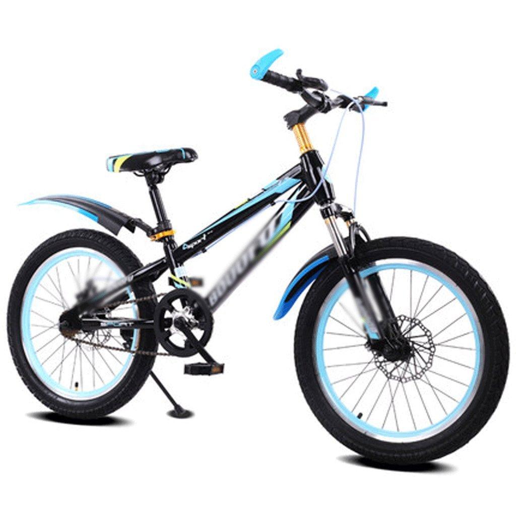 自転車 子供のマウンテンバイク男性と女性16/18/20インチ7/8/10/12歳の自転車 (サイズ さいず : 18 inch) B07DPP24PJ 18 inch 18 inch