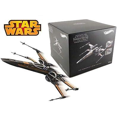 Hot Wheels Elite Star Wars Episode VII: The Force Awakens New Starship Die-cast Vehicle: Toys & Games