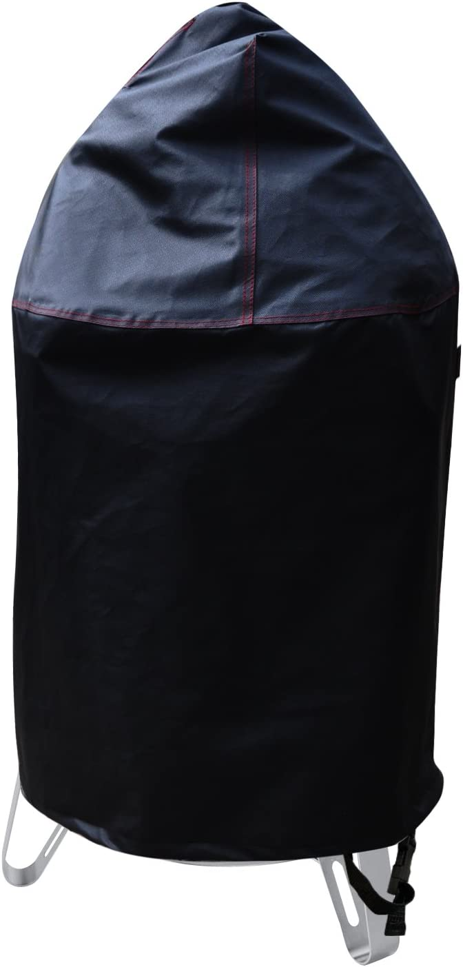 BBQ Coverpro 99915 Vinyl Heavy Duty Smoker Cover Fit Weber 22