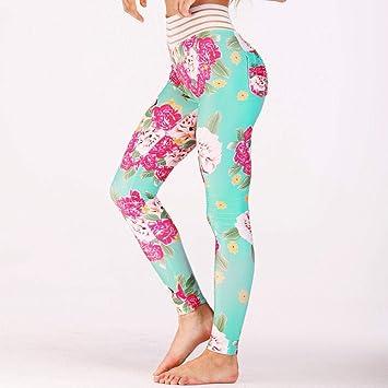 ZCJB Pantalones Yoga Mujer Mujeres Fitness Leggings de ...