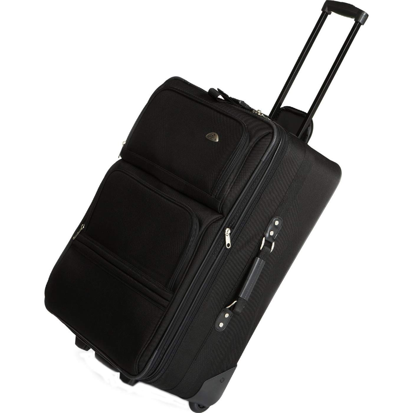 Samsonite 5 Piece Nested Luggage Set, Black