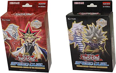 Yu-Gi-Oh! TCG: Match of The Millennium and Twisted Nightmares Starter Decks
