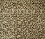 """Cotton Voile 44"""" Wide Indian Fabric Material Hand Block Print Craft By The Yard"""