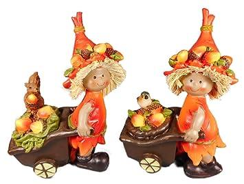 Amazonde 2er Set Herbst Nuss Obst Kinder Je 14 X 9 Cm