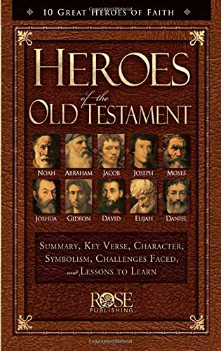 Heroes of the Old Testament (pamphlet)