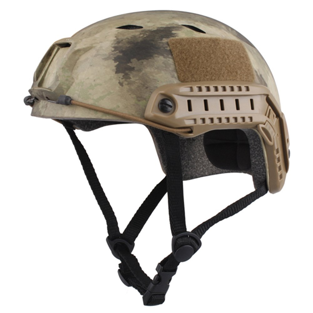 EMERSONGEAR Fast Helmet, BJ Version Tactical Military Combat Helmet at by EMERSONGEAR